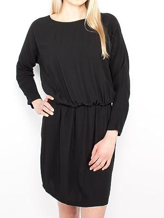 e682a6f74738 Samsøe Samsøe Women s Kelly Dress Black Size X-Large 100% viscose ...