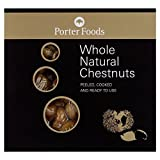 Porters Whole Chestnuts - 200g