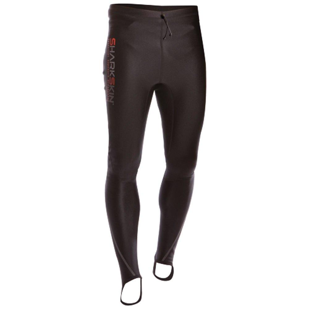 Sharkskin Men's Chillproof Wetsuit Long Pants, X-Large, Black by Sharkskin