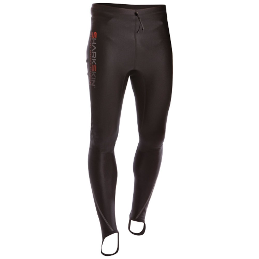 Sharkskin Men's Chillproof Long Pants for Scuba Diving and Watersports (XXS) by Sharkskin (Image #1)