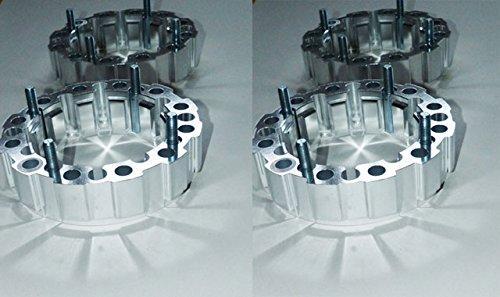 Spurverbreiterung Can Am Renegade G2 Komplettset vorne und hinten XRW