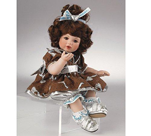 """Marie Osmond Hershey Kisses TT Tiny TOT 5"""" Seated Porcelain (Hershey Kisses TT)"""