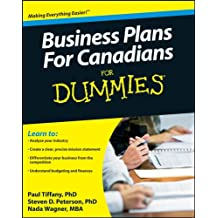 Business Plans For Canadians For Dummies