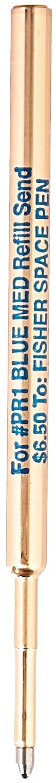 Recarga Tinta Fisher Space Pen medium azul