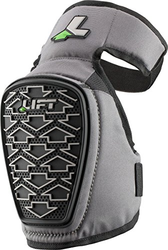 LIFT Safety 'Pivotal-2' Knee Guard (Black, One ()