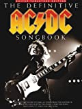 Definitive AC/DC Songbook [Paperback]