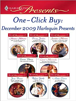 book cover of One-Click Buy: December 2009 Harlequin Presents