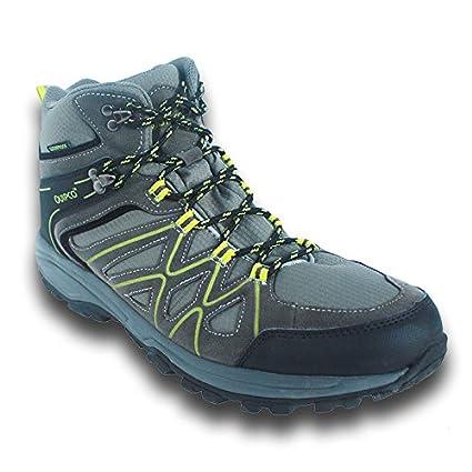 QuipCo Kanamo Waterproof Hiking Shoes (US-9 | EU-42 | UK-8)