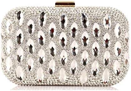 ゴールデンイブニングバッグ、ファッションクラッチ、小銭入れ、パールバッグ、スモールスクエアバッグ、(色:ゴールド)詳細な職人技 美しいファッション