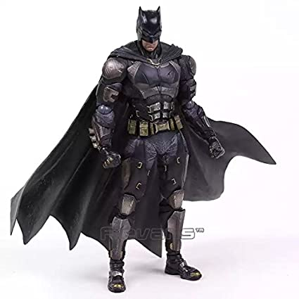 Amazon.com: Original Play Arts Kai – Liga de la justicia no ...