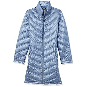 Calvin Klein Chevron Quilted Packable Down Jacket (Regular and Plus)