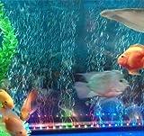 Amzdeal Aquarium Light Bar LED Slow Color Changing  RGB