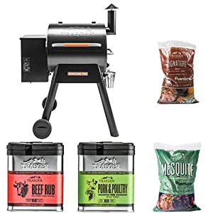 Renegade Pro Wood Pellet Grill Bundle