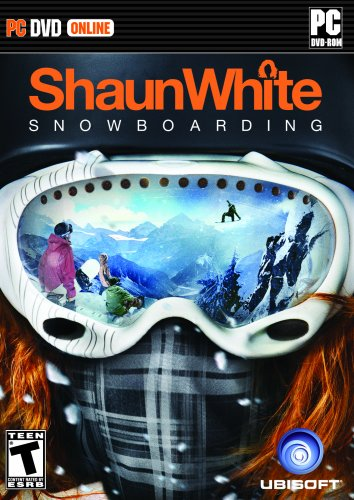 Shaun White - PC (Shaun White Snowboarding Pc)