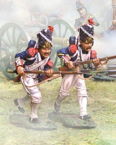 Collectors Showcase Guard Advancing CS00482 - Napoleon's Old Guard Collection