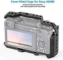SMALLRIG Cage Jaula para Sony A6400-2310: Amazon.es: Electrónica