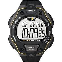Timex T5K494GP Ironman 50 Lap Strap, Fullsize (Black)