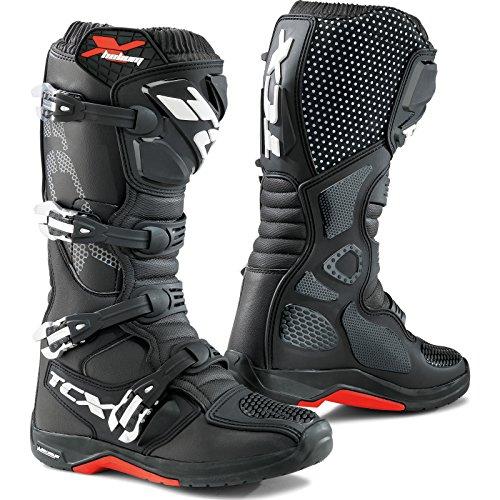 Helium Boot Michelin X Motorbike Noir TCX xgwqY08p