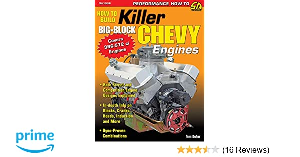 How to Build Killer Big-Block Chevy Engines: Tom Dufur