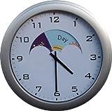 Analogue Dementia Care Day/Night Clock