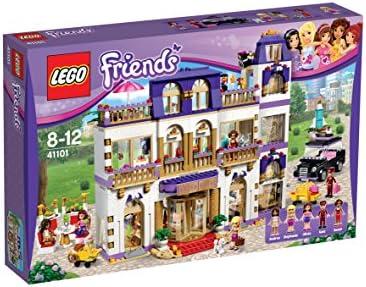 LEGO Friends - El Gran Hotel de Heartlake (41101): Amazon.es: Juguetes y juegos