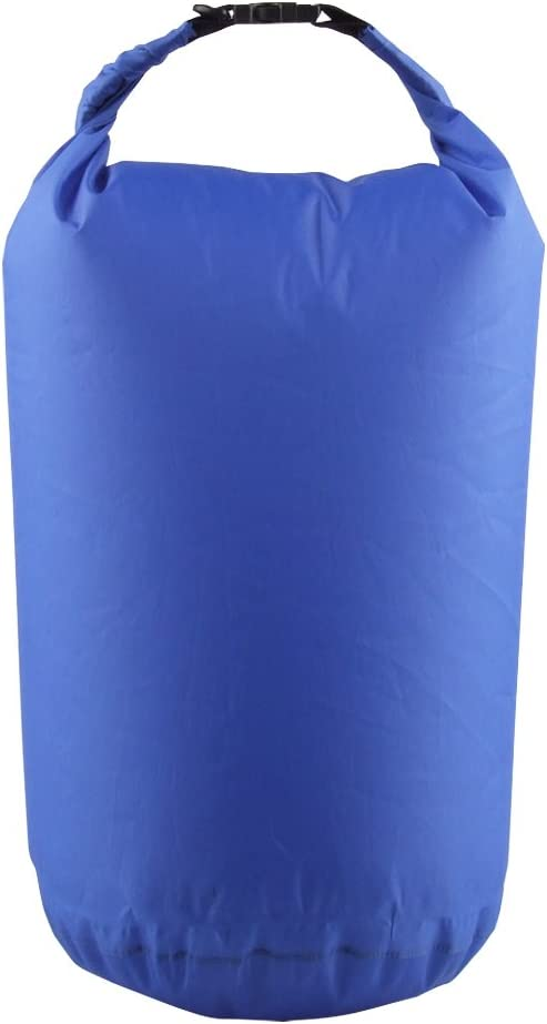 80L 10L 25L 80L Waterproof Dry Bag for Camping Floating Boating Kayaking Rafting Canoeing Blue