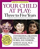 Three to Five Years, Marilyn Segal, 155704337X