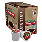Caza Trail Coffee, Gingerbread Blend, 24 Single Serve Cups, (24 Count)