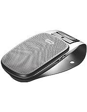 Jabra Drive Bluetooth Carkit Autospeaker – Ruisonderdrukkende Handsfree Microfoon en Speaker om te Bellen, Muziek te Streamen en voor de gps – Zwart