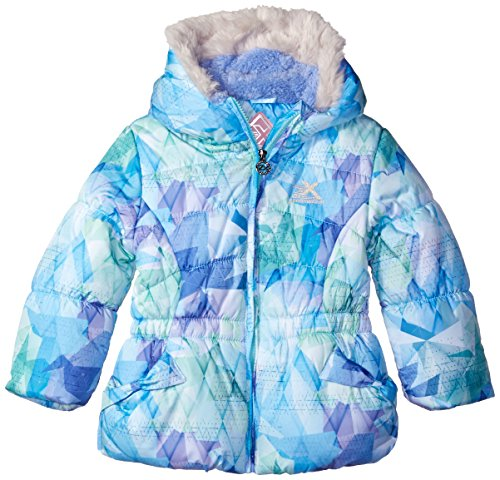 Jacket Girls' ZeroXposur Mist Bethany Puffy Little 5p0IwIqvx