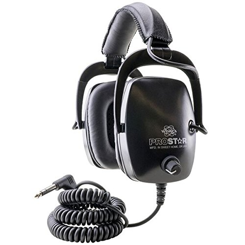 White's ProStar Metal Detector Headphones