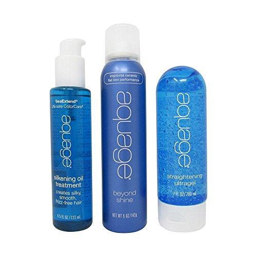 Bundle-3 Items : Seaextend Ultimate Colorcare Silkening Oil