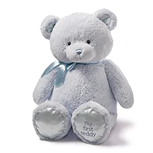 Gund Jumbo My First Teddy Bear Stuffed Animal, 36 inches