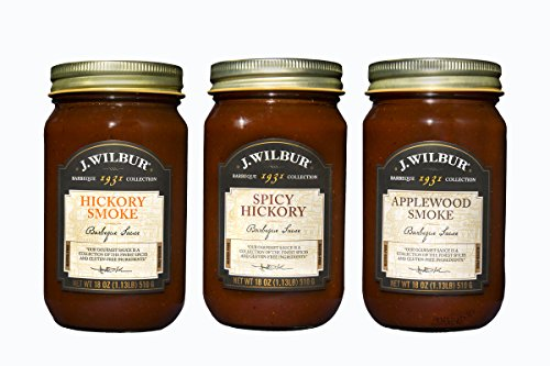 J. Wilbur BBQ Variety Pack
