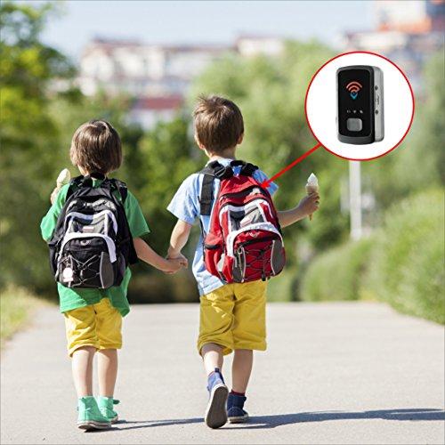 SpyTec STI_GL300 Mini Portable Real Time Personal and Vehicle GPS Tracker