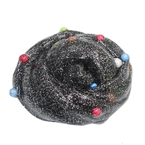 GBSELL Galaxy Fluffy Slime Scented Soft