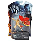 "The Last Airbender 4"" Action Figure Avatar State AANG Glider Staff"