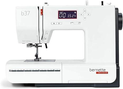 Bernette B37 - Máquina de coser: Amazon.es: Hogar