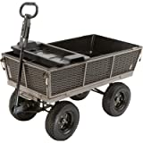 1200-Lb. Capacity Yard Cart