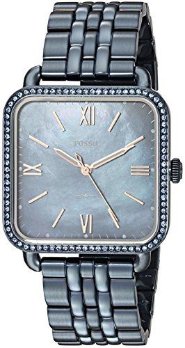 fossil blue watch women - 4