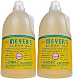 Mrs. Meyer's Clean Day Liquid Laundry Detergent - 64 oz - Honeysuckle - 2 pk