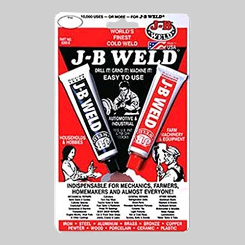DiversiTech JB8265 J-B Weld 2 Part Epoxy Resin and Harden...