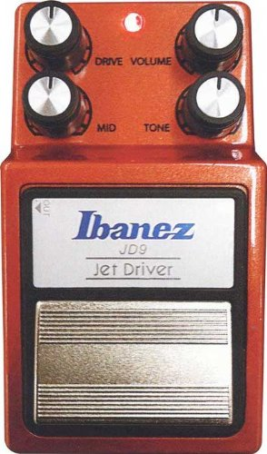 Ibanez JD9 9 Series Jet Driver Distortion Pedal for sale  Delivered anywhere in USA