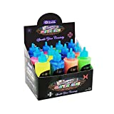 DollarItemDirect BAZIC 4 Oz. (120 mL) Neon Color Glitter Glue, Case Pack of 12