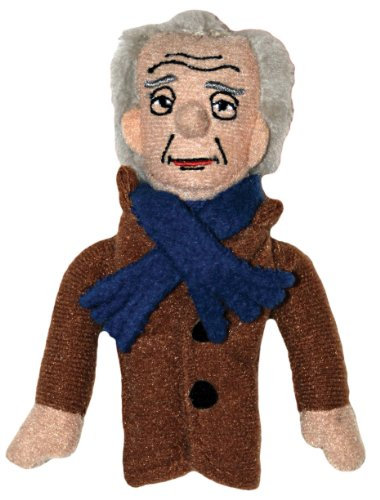 - The Unemployed Philosophers Guild Frank Lloyd Wright Finger Puppet and Refrigerator Magnet - for Kids and Adults