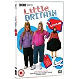 Little Britain Abroad : Complete BBC Special [2006] [DVD] by David Walliams