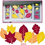 Fall Leaves Cutouts Value Pack, 30ct