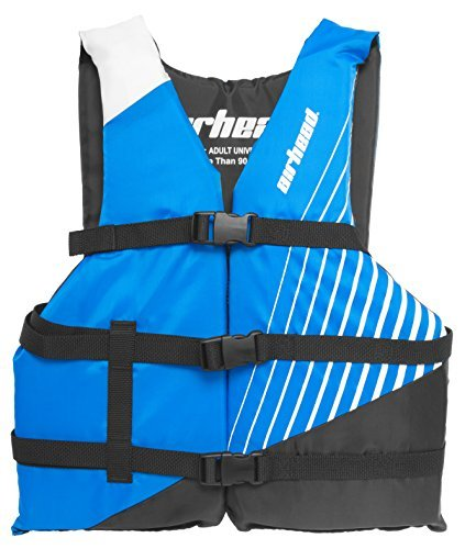 AIRHEAD Ramp Life Jacket Oversized Blue [並行輸入品]   B077QQGF9J