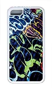 MEIMEIiphone 6 4.7 inch Case,Graffiti 3 TPU Silicone Rubber Case Cover for iphone 6 4.7 inch WhiteMEIMEI