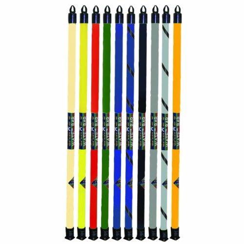 CanDo Slim WaTE Bar - 10 Piece - Set - 1, 2, 3, 4, 5, 6, 7, 8, 9, 10 lb ()